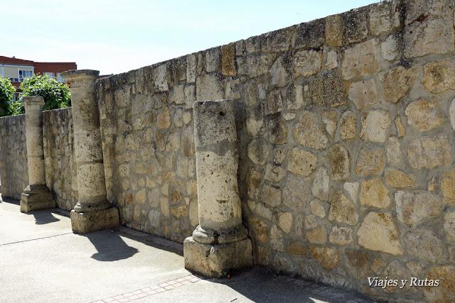Muralla, Medina de Rioseco