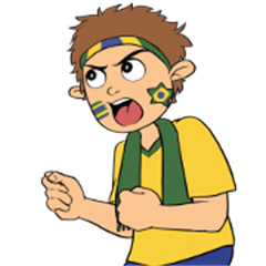 Favorite Team: Brazil