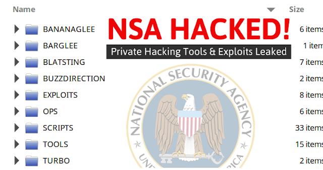 Grupo de Hackers ligado a NSA foi Hackeado!