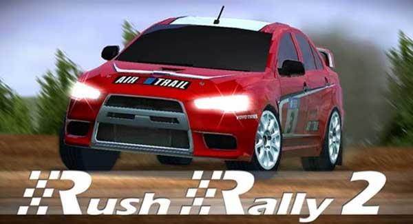 Download Rush Rally 2 Mod Apk Game