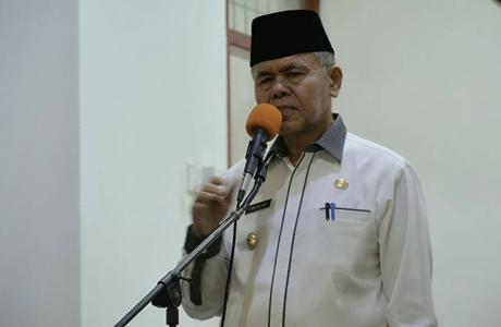 Peringatan Maulid Nabi, Ini Pesan Wawako kepada ASN Pemko Padang