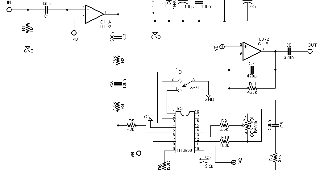 perf and pcb effects layouts  death by audio robot