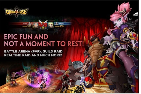 Game RPG Action Online Android
