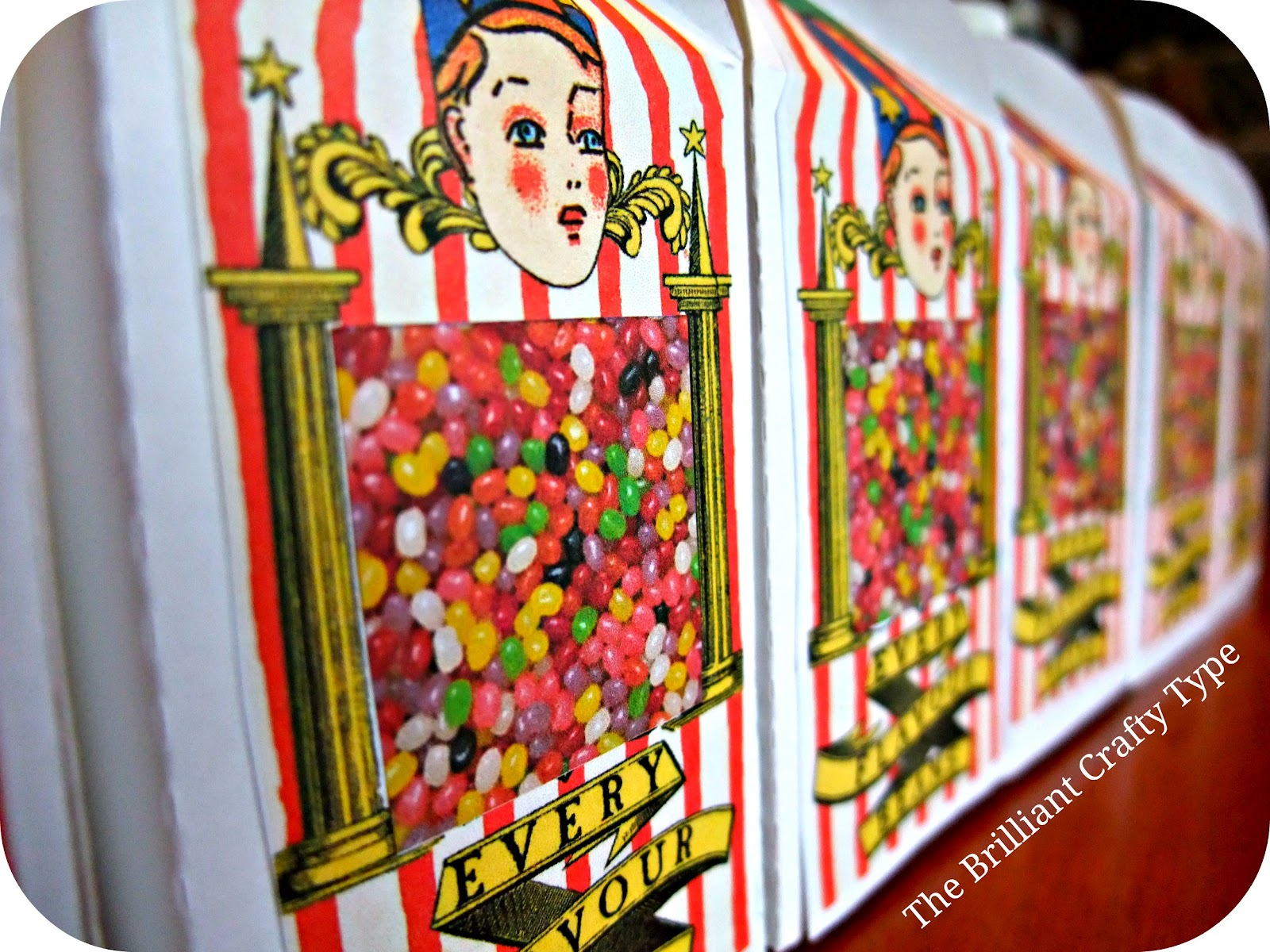 photo about Bertie Botts Every Flavor Beans Printable named The Outstanding Cunning Style: Bertie Botts Each Flavour Beans