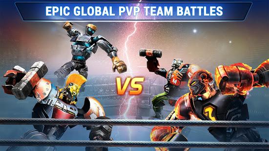 Real Steel Boxing Champions Mod Apk Full