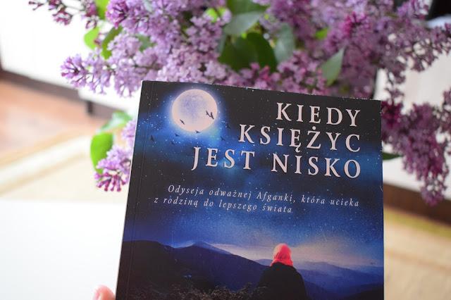 Egzemplarz recenzencki - Nadia Hashim, Kiedy księżyc jest nisko
