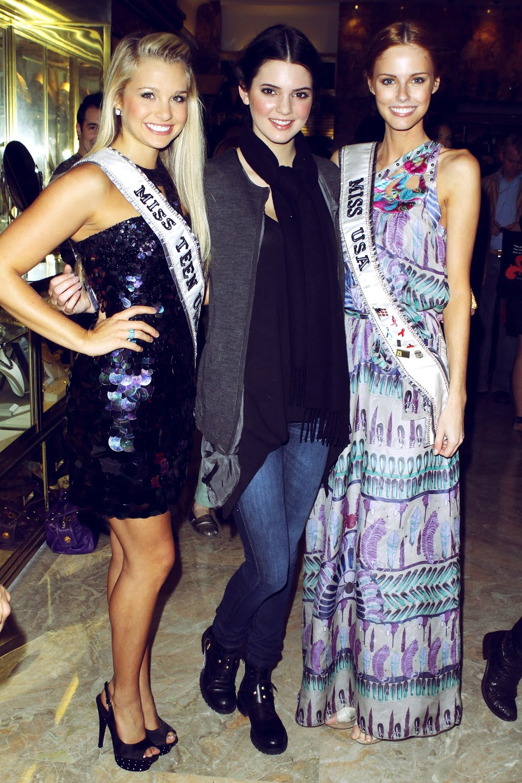 53 - Evening By Sherri Hill Spring 2012 Collection Backstage in  September 14, 2011