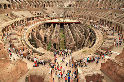 Inside Images of Colosseum