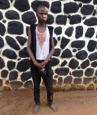 In what resembles an aftermath of objection against security lack of care, the Enugu State Police Command has captured the associated mastermind with the herdsmen assault on Ndiagu Attakwu Akegbe Ugwu people group in Nkanu West Local Government Area of the state.