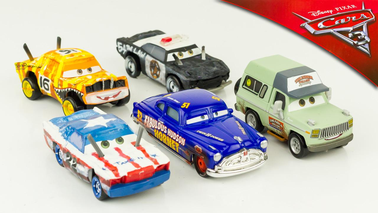 Circuit Thunder Hallow Cars