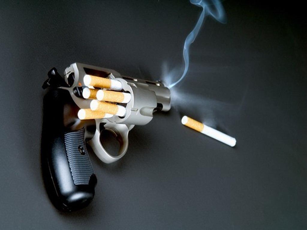 Smoke kills