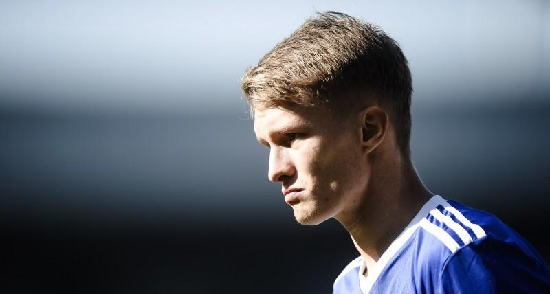 Premierowy gol Denisa Gojko w barwach Stali Mielec<br><br>fot. piast-gliwice.eu
