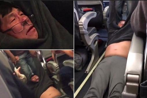 kasus insiden penyeretan penumpang pesawat