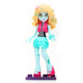 MH Graveyard Garden Party Lagoona Blue Mega Blocks Figure