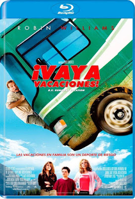 RV – Runaway Vacation 2006 BD25 Latino