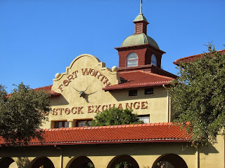 fort worth stockyards livestock exchange