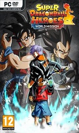 SUPER DRAGON BALL HEROES WORLD MISSION - SUPER DRAGON BALL HEROES WORLD MISSION-SKIDROW