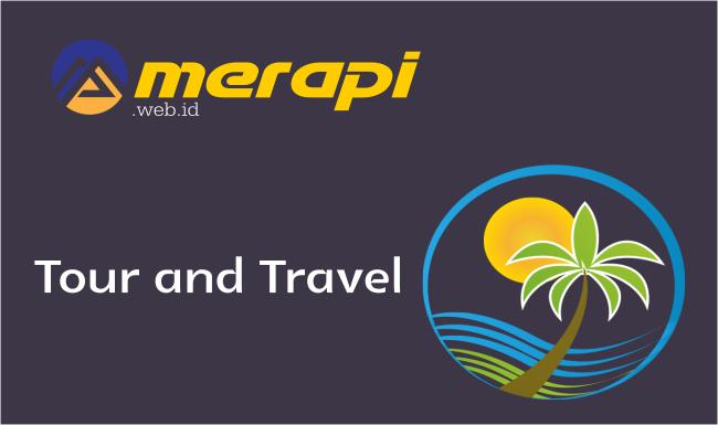 jasa buat web tour and travel murah di jogja