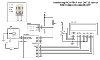 Microchip PIC16F84A microcontroller projects with CCS PIC C compiler