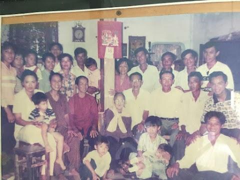 Đại gia đình của tôi