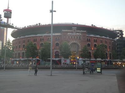Las+Arenas+Barcellona