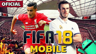 FIFA 18 Mobile Mod APK + MOD + DATA Hack & Cheats For Android No Root 2018 (Unlimited Money / Coins)