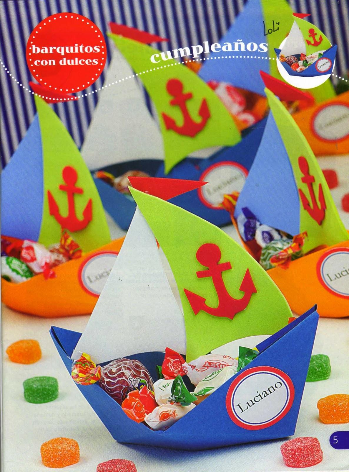 Souvenirs con goma eva paso a paso revistas de for Decoracion goma eva infantil