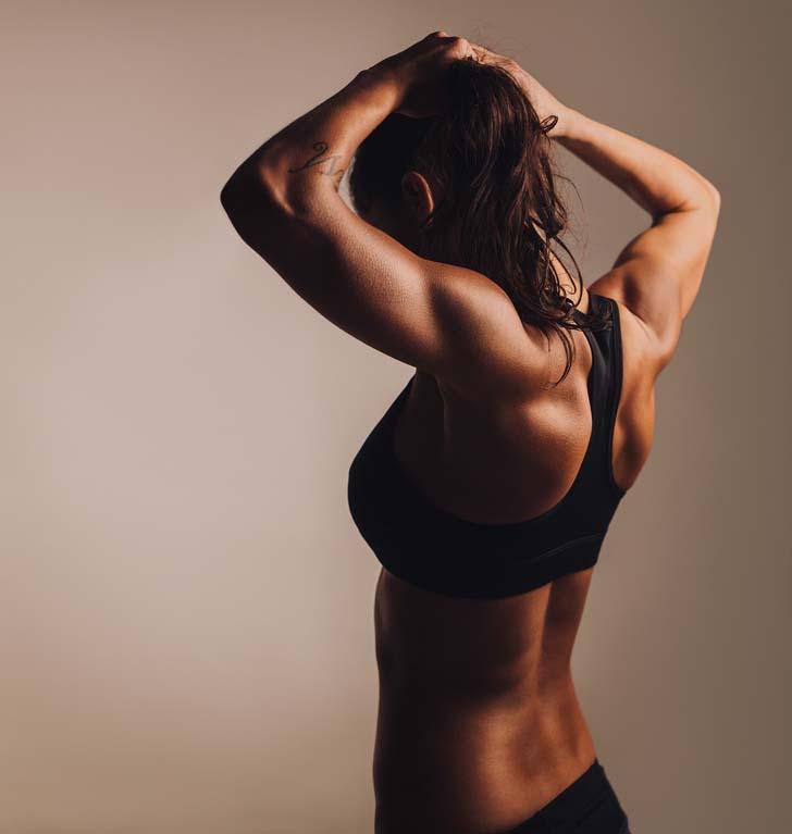 How to Tighten Sagging Back Skin | Women's Lifestyle