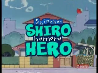 "Shinchan's Special Episode ""Shiro Hamara Hero"""