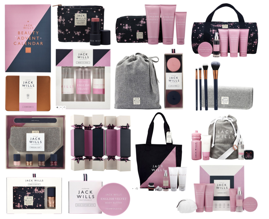 Jack Wills Christmas Gift Sets 2017