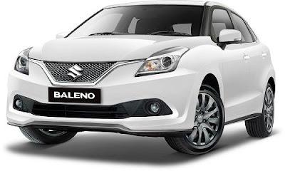 Harga Suzuki Baleno Hatchback