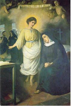 Resultado de imagen para santa monica y san agustin