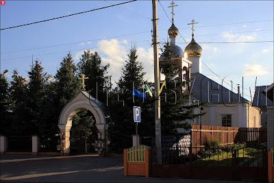 Ивье. Церковь святого Гавриила Белостокского