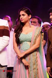 Actress Naina Ganguly Stills in Long Dress at Vangaveeti Audio Launch  0011.JPG