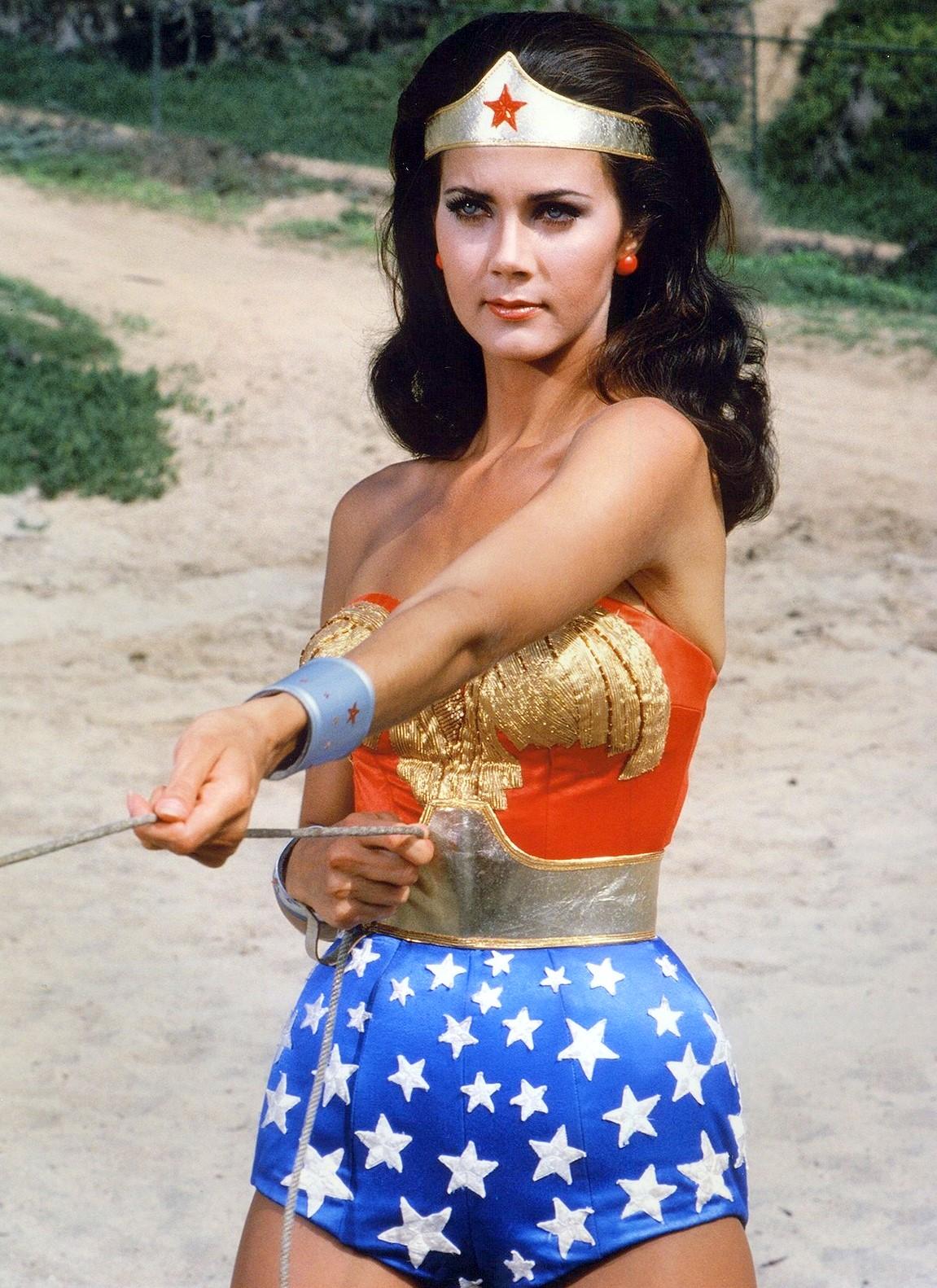 Blonde Wonder Woman Costume