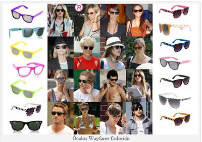 7a95cfcb01eba Blog da Loly + Moda com Borogodó  Faz tempo que Ray Ban é usado por ...