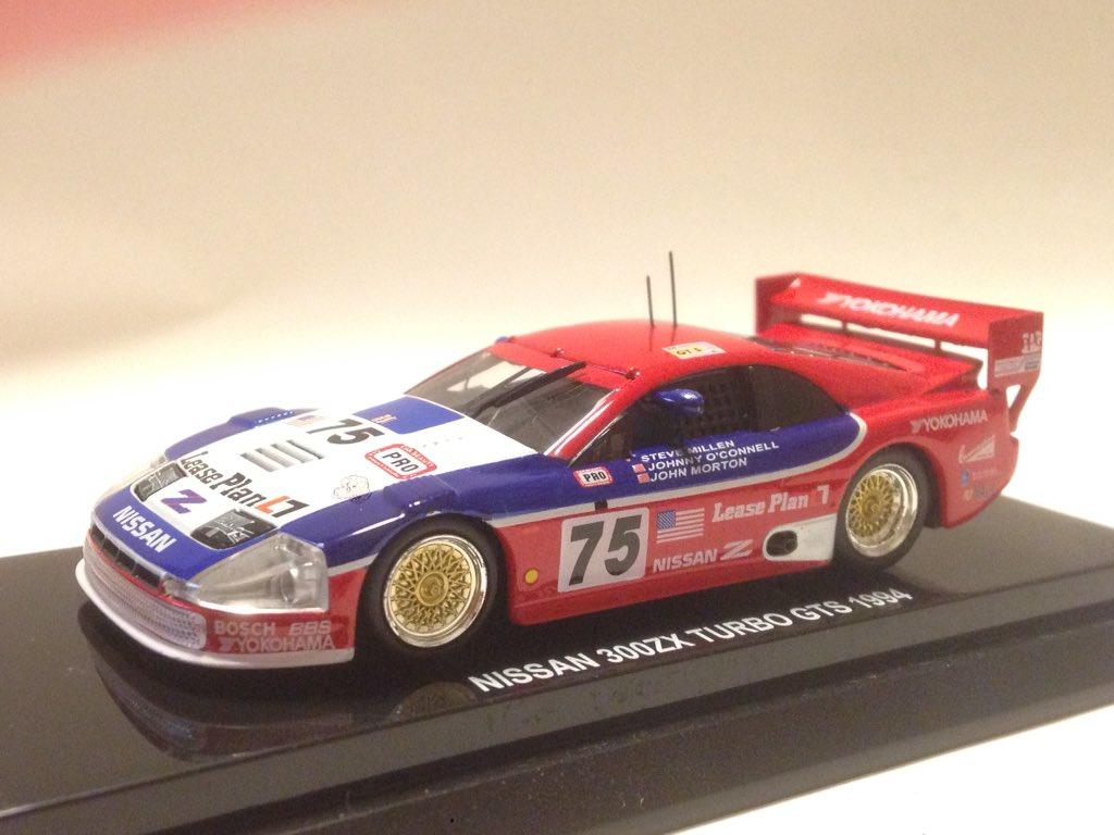 Kyosho Nissan 300ZX Twin Turbo U002794 Le Mans