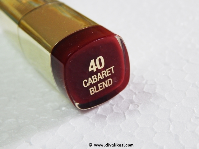 Milani Color Statement Lipstick Cabaret Blend Shade