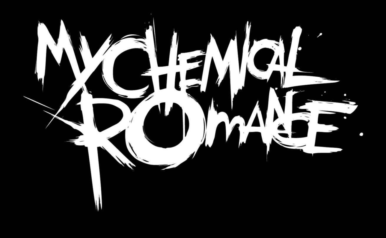 My chemical romance Logos