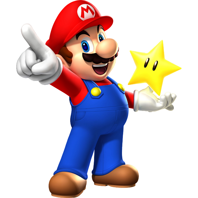 Super Mario 64 HD demonstrated on Apple iPhone 6