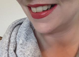 Sigma: Bloody-Good Power Stick Lipstick Review