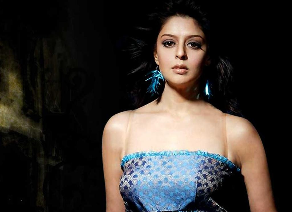Bollywood Actress High Quality Wallpapers: Nagma HD Wallpapers