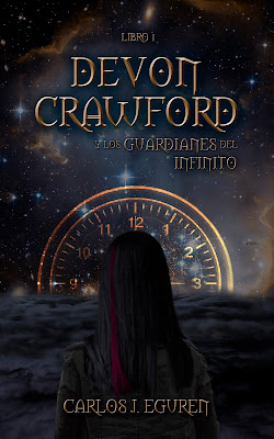 Devon Crawford guardianes infinito Eguren