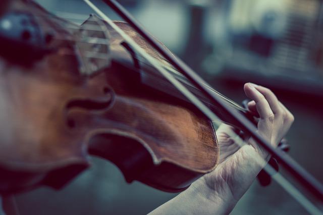 musicoterapia violin musica clásica