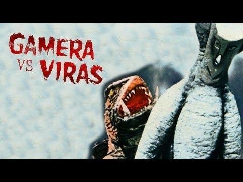 Gamera vs. Monstro Espacial Viras ''Destruam toda a Terra'' - Dublado em Português
