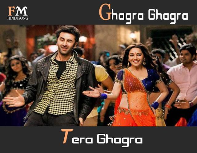 Ghagra-Tera-Ghagra-YehJawaani-Hai-Deewani-(2013)