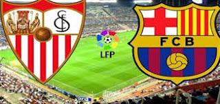 اون لاين مشاهدة مباراة برشلونة وإشبيلية بث مباشر 31-3-2018 الدوري الاسباني اليوم بدون تقطيع
