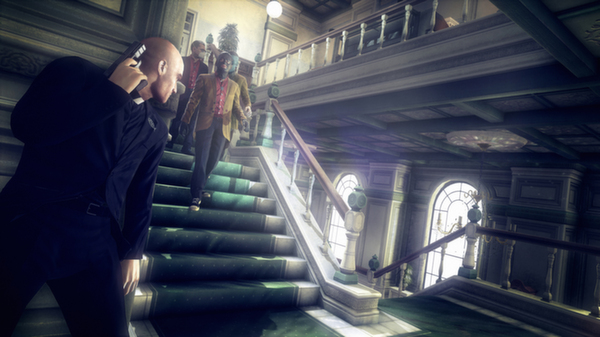 Hitman 5 Absolution PC Game