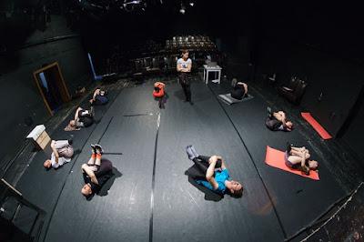 Marosvásárhelyi Nemzeti Színház, Olbrin Joachim csodálatos utazása, Hamvas Béla, színház, művészet, Mezei Kinga,