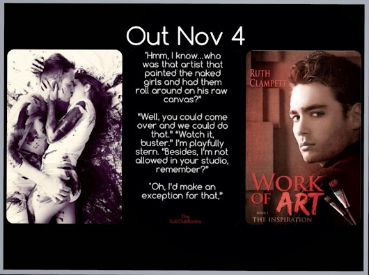 Only 14 Days until Work of Art!